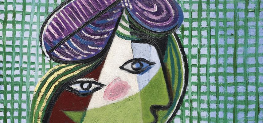 Head of a Woman, Picasso, 1935 (no copyright infringement intended)