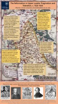 Martin Christ: the Reformation in upper Lusatia